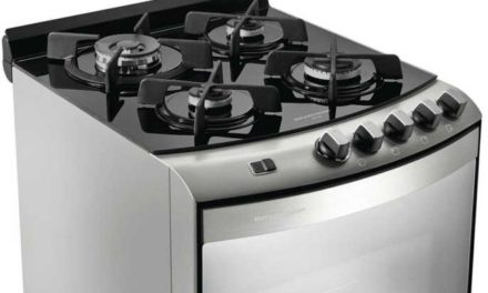 Manual de instruções do fogão Brastemp 4 Bocas Piso – BFS4VAR
