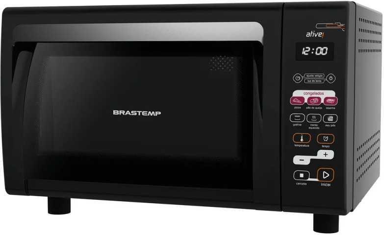 Manual de Operações do forno elétrico Brastemp BOG40