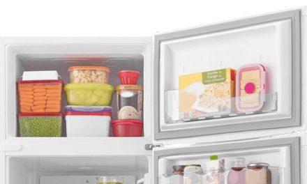 Manual de instruções da geladeira Consul 334L Duplex CRD36