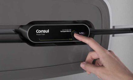 Manual de instrução da geladeira Consul 275L Duplex CRM35