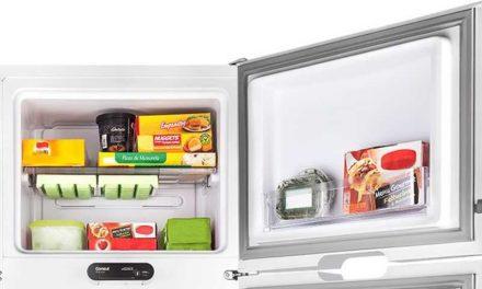 Manual de instruções da geladeira Consul 340L Duplex CRM38