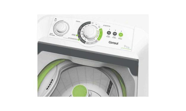 Medidas lavadora de roupas Consul 9 kg Branco CWE09