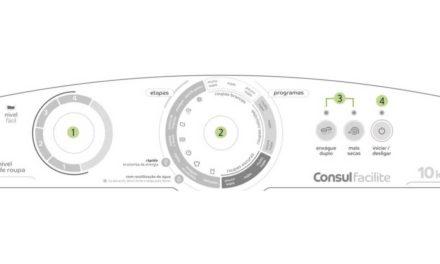 Solução de problemas lavadora Consul 11 Kg – CWE11