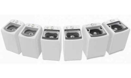 Manual de instruções da lavadora de roupas Consul – Modelos