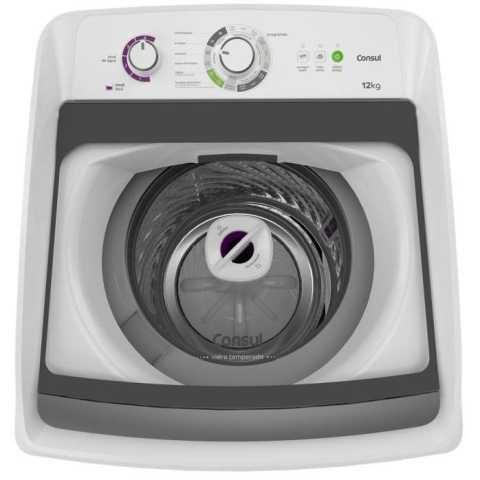 Lavadora de roupas Consul CWH11 - como limpar