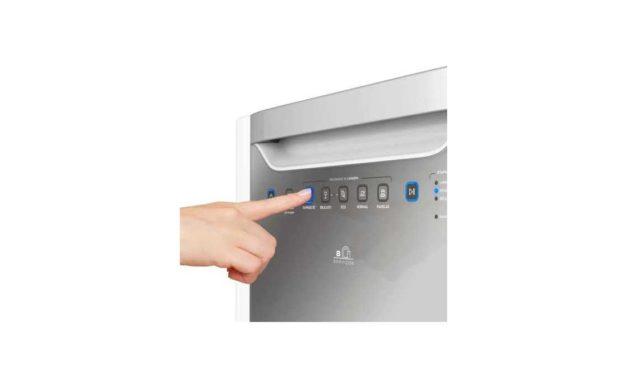 Medidas da lava louças Electrolux 8 serviços LV08