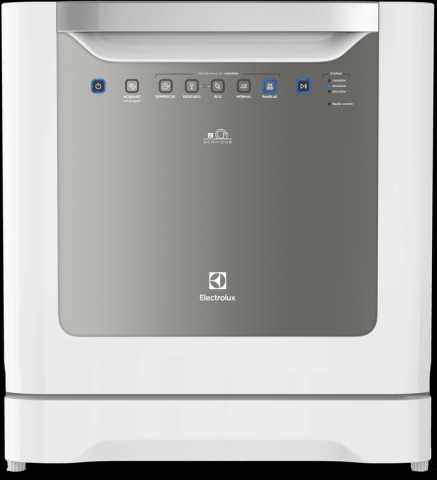 Como usar Lava louças Electrolux - LV08