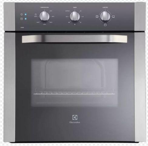 Forno Eletrico de Embutir Electrolux 80L Inox - OE8MX - solução de problemas da lavadora