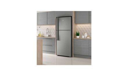 Conhecendo painel de controle da geladeira Electrolux – IF55
