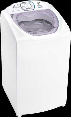 Manual de Instruções da lavadora de roupas Electrolux LT09E