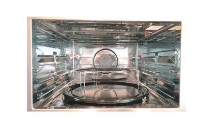 Como descongelar alimentos com microondas Midea 45- MYAC72