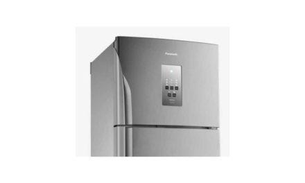 Conhecendo geladeira panasonic 435L – NR-BT51