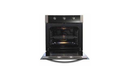 Manual de instruções do forno elétrico Electrolux 58L de embutir OE7MX