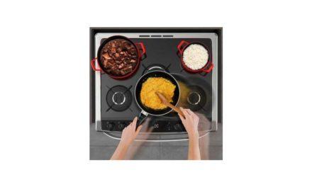 Como usar fogão Electrolux 5 bocas de piso – 76GSS