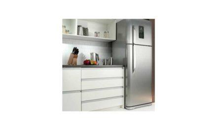 Manual de instruções da geladeira Electrolux – TF52