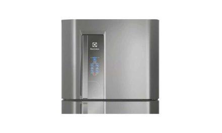 Manual de instruções da geladeira Electrolux 459L Duplex DF54