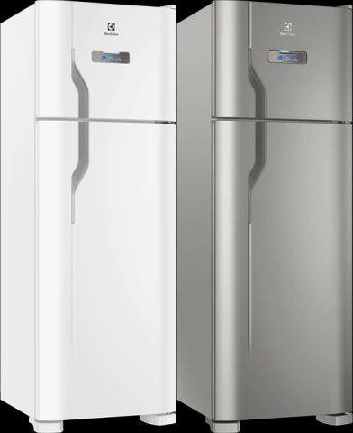 Manual de instruções da geladeira Electrolux 310 litros TF39