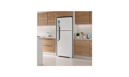 Conhecendo painel de controle da geladeira Electrolux – TF55