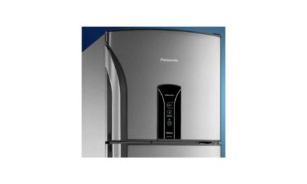 Manual de operação da geladeira Panasonic 387L Duplex NR-BT42