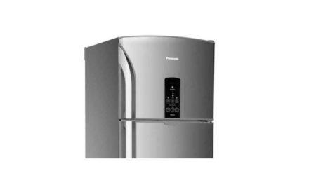 Manual de operação da geladeira Panasonic 435L Duplex NR-BT49