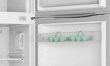 Manual de instruções da geladeira Consul 450L Duplex CRD48