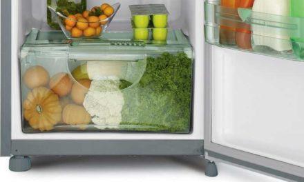 Manual de instruções da geladeira Consul 263L Duplex CRM33