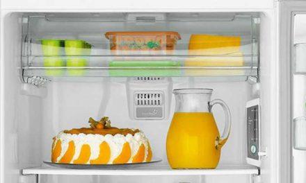Manual de Instruções da geladeira Consul 345L Duplex CRM37
