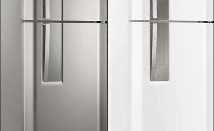 Conhecendo Painel de controle da geladeira Electrolux – DF53