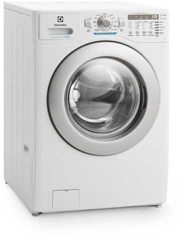 Manual de Instruções da lavadora de roupas Electrolux LFE14