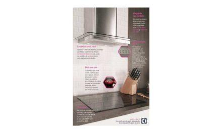 Manual de instruções da coifa Electrolux 90cm parede – 90CV