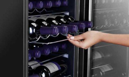 Manual de instruções da adega Electrolux 29 garrafas – ACD29
