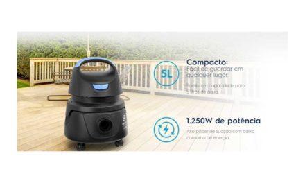Como limpar aspirador de pó e água Electrolux Hidrolux – AWD01