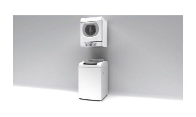 Como instalar suporte secadora Brastemp 10 Kg – BSI10