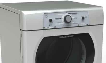 Manual de instruções da secadora Brastemp 10Kg – Piso BSX10