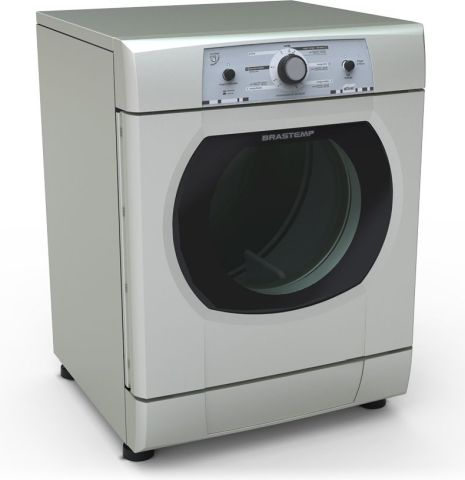Como limpar a Secadora de Roupas Brastemp - BSS10