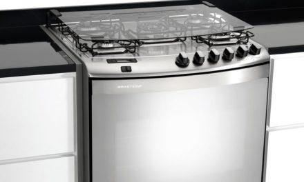 Manual de instruções do fogão Brastemp 5B embutir – BYS5QAR