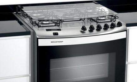 Manual de instruções do fogão Brastemp 5B embutir – BYS5TAR