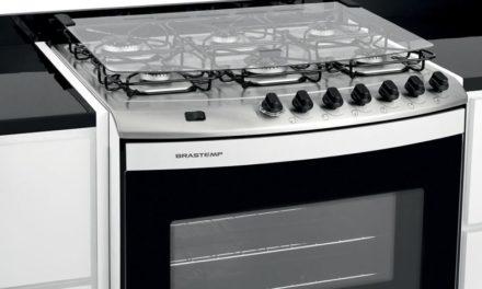 Manual de instruções do fogão Brastemp 6B embutir – BYS6NAB