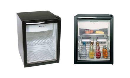 Como limpar frigobar Brastemp 76 litros – BZA08