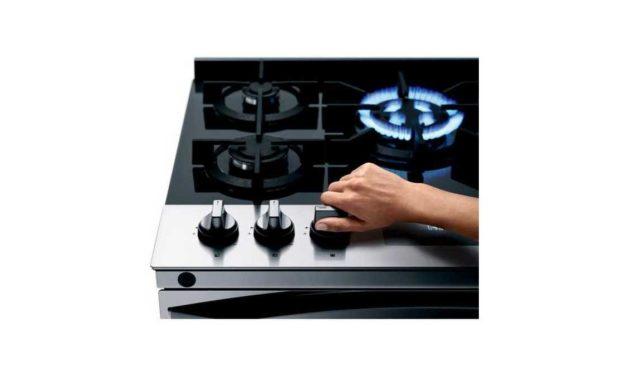 Como usar fogão Brastemp – Painel Fulltouch BFD5VCR