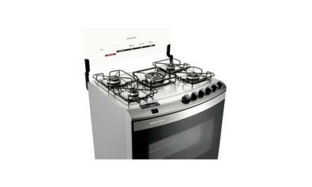 Manual de instruções do fogão Brastemp 5B piso – BFS5QAR