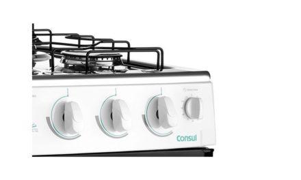 Conhecendo fogão Consul 6 bocas de piso – CF576AB