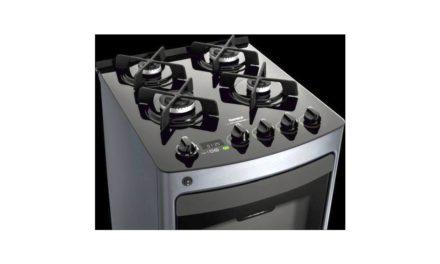 Manual de instruções do fogão Consul 4 bocas piso – CFO4VAT