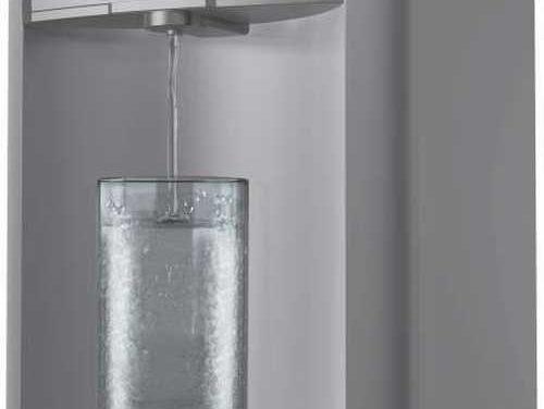 Manual de instruções do purificador de água Consul Facilite – CPB35AF