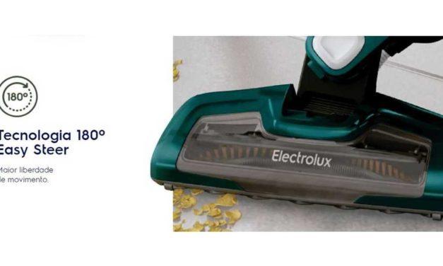 Medidas do aspirador de pó Electrolux – ERG22
