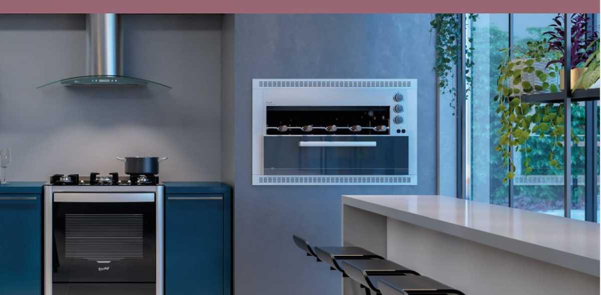 Manual de instruções do cooktop indução Fischer