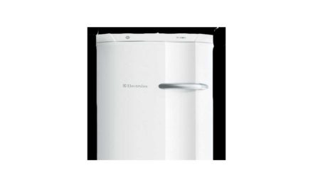 Manual de instruções do freezer Electrolux 145L vertical FE18