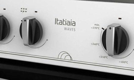 Manual de instruções do fogão Itatiaia 4 bocas Waves