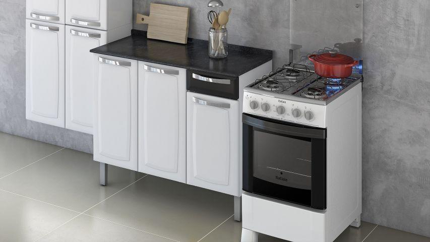 Manual de instruções do fogão Itatiaia Linha Star Clean
