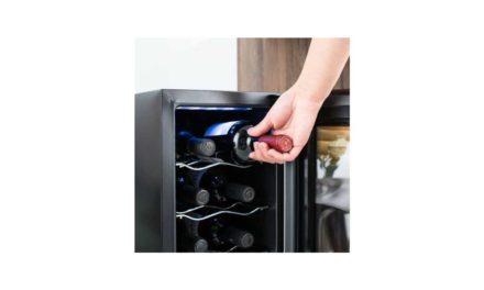 Conhecendo Adega Electrolux 12 Garrafas de Vinho – ACS12